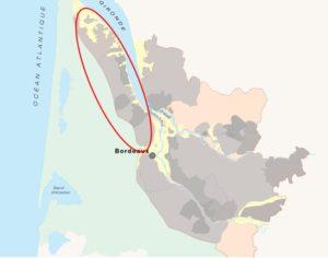 vins de bordeaux region du Medoc