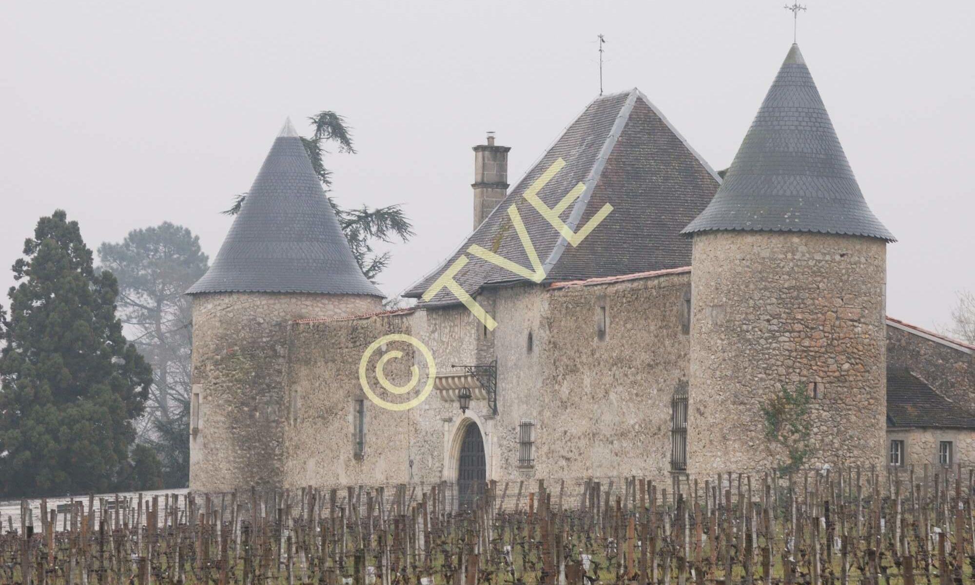Château d'Eck sous un angle inhabituel